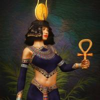 Хатхор, энергетический канал богини Хатхор, энергия любви, процветания, женской силы (инициация)
