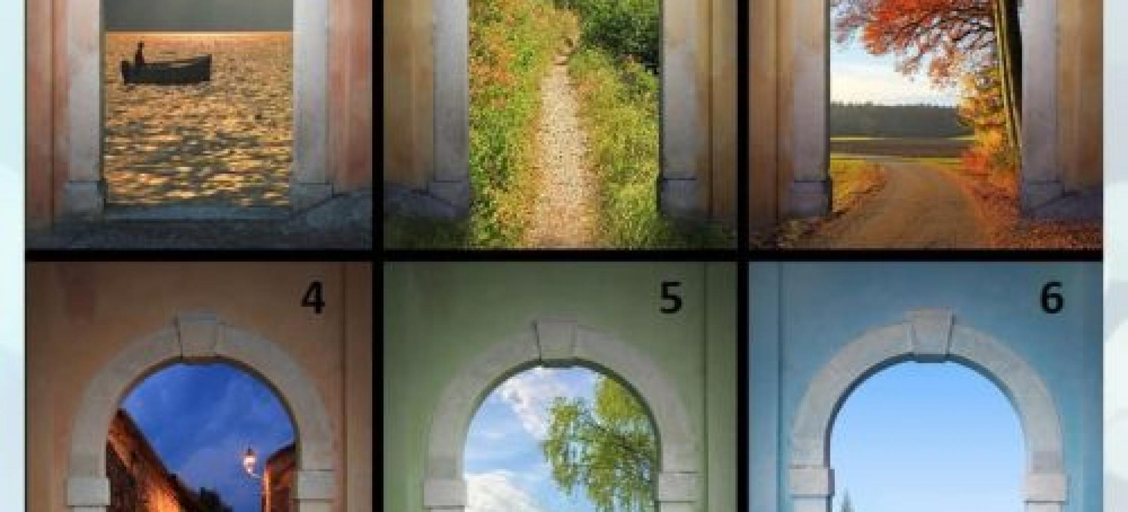 Тест «Ворота твоего пути»