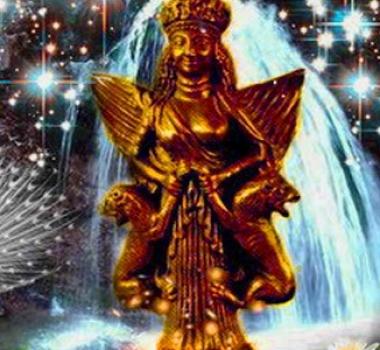 Анахита, Ардвисура Анахита, энергия воды, исцеления и расслабления (посвящение, инициация)