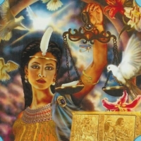 Маат, Богиня Маат, канал Маат (инициация, посвящение)