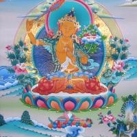 Йога йидама. Основы практики йоги божества