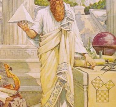 «Золотые стихи» Пифагора