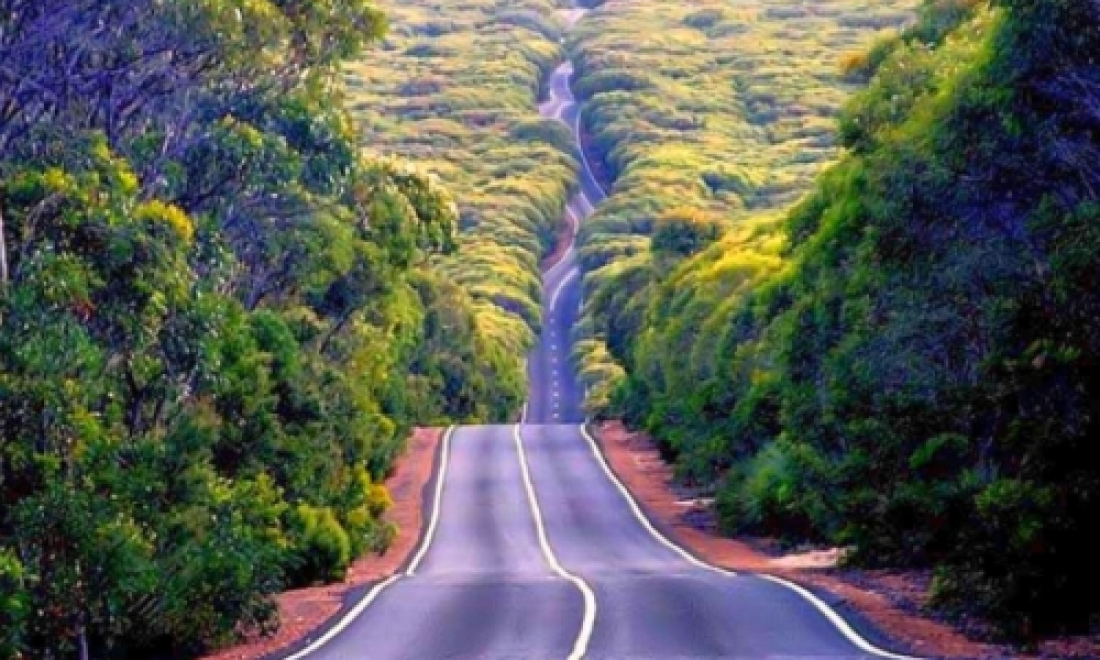 Удачная дорога — энергия удачи в пути и путешествий (инициация)
