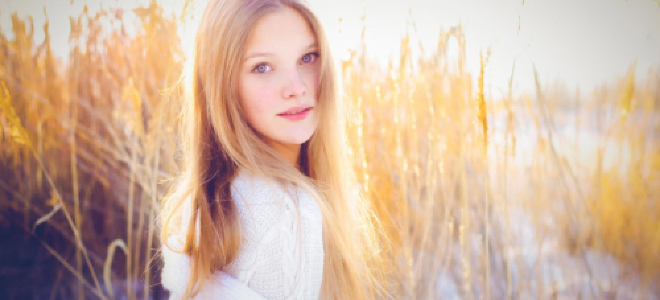 О прекрасных славянских девушках. Благородная кровь