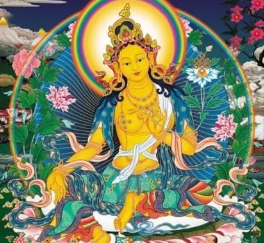Васудхара — энергия роскоши и процветания